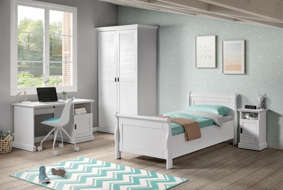 Model Classico van de kinderslaapkamer en tienerslaapkamer collectie van Juvo