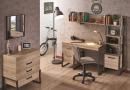 Model Irony. Bureau, commode, boekenkast, wandplank