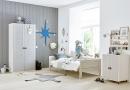 Life Time Kidsrooms kinderslaapkamers en tienerslaapkamers.De nieuwe kleur Grey-wash i.c.m. White wash