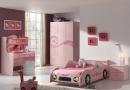 Autobed Lizzy van Vipack kinderkamer en tienerkamer