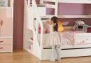 Nieuwe trap met bergruimte voor de halfhoog en hoogslapers van Life Time Kidsrooms kinderslaapkamers en tienerslaapkamers.