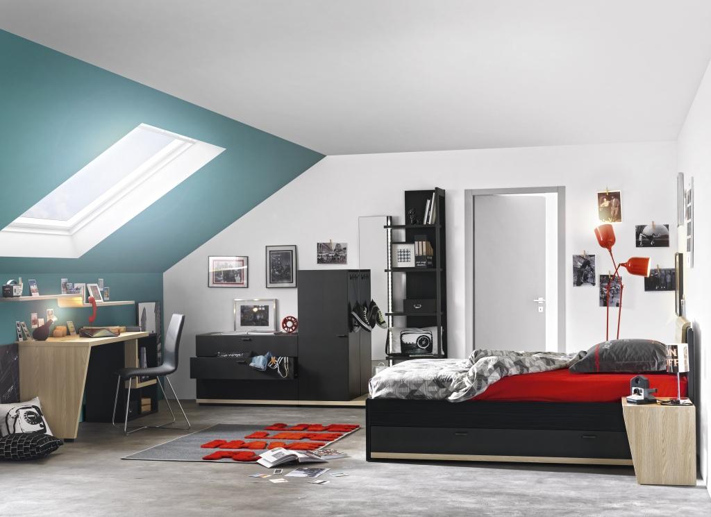 Gautier slaapland kidz teenz - Model kamer jongen jaar ...
